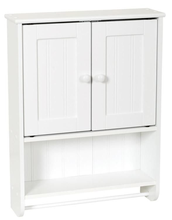 Zenna Home 9114W Wall Cabinet Cottage