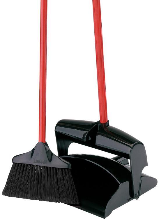 00917 Lobby Broom/Dustpan [Item # 917C]