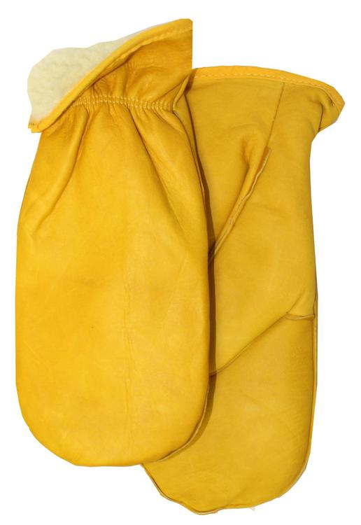 9200Pl-9 Mitten Cowhide Lined