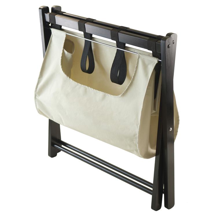 Winsome Wood Dora Luggage Rack