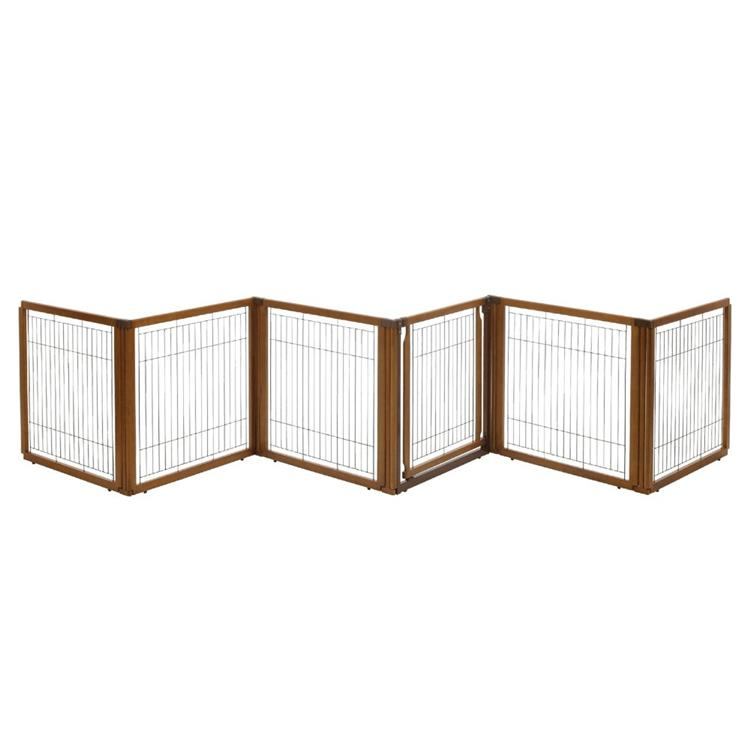 Convertible Elite Pet Gate 6-Panel