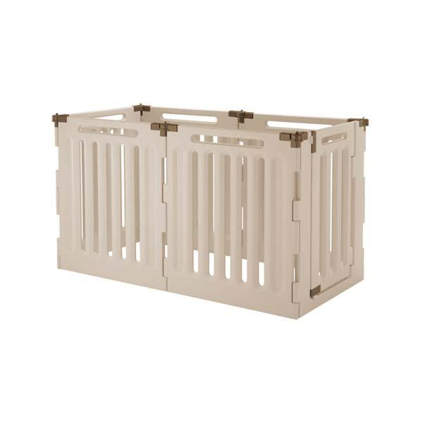 Convertible Indoor/Outdoor Pet Playpen 6 Panel