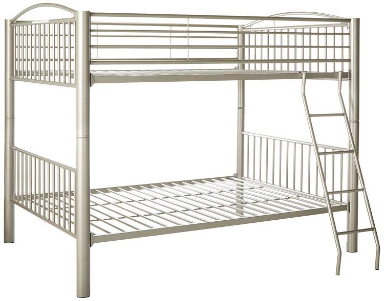 Powell Heavy Metal Bunk Bed