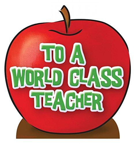 Teacher's Appreciation Apple