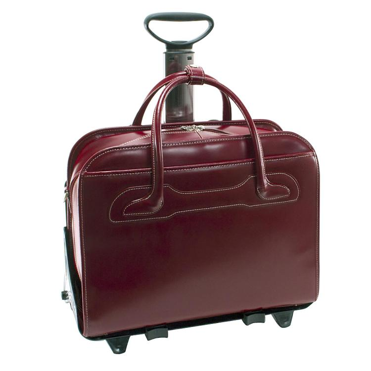 McKlein Willowbrook Detachable Laptop Briefcase