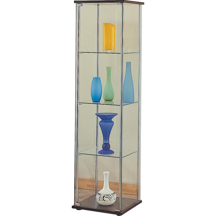 Coaster Home Traditional Curio Cabinet