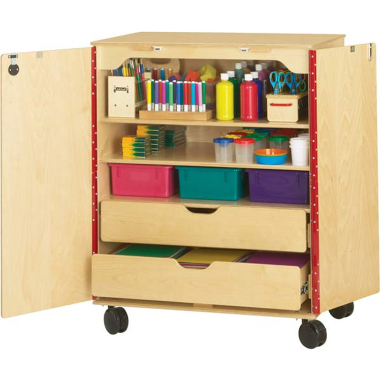 Jonti-Craft Supply Cabinet