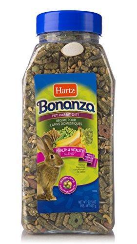 Hartz 95157 Rabbit Bonza 23.75Oz
