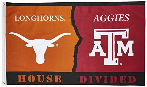 3 Ft. X 5 Ft. Flag W/Grommets - Rivalry House Divided [Item # 95340A]