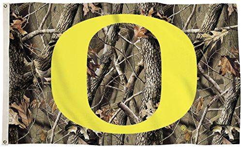 3 Ft. X 5 Ft. Flag W/Grommets - Realtree Camo Background