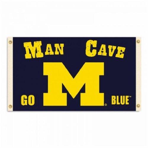Man Cave 3 Ft. X 5 Ft. Flag W/ 4 Grommets [Item # 95603A]