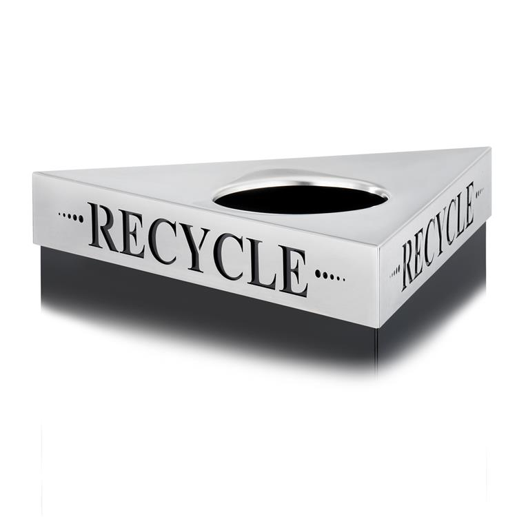 Trifecta® Recycling Trash Can, Lid