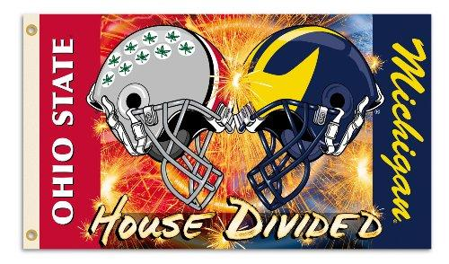 3 Ft. X 5 Ft. Flag W/Grommets - Helmet House Divided