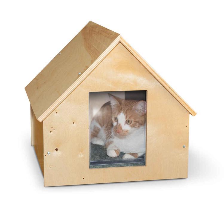 Birdwood Manor Unheated Kitty House