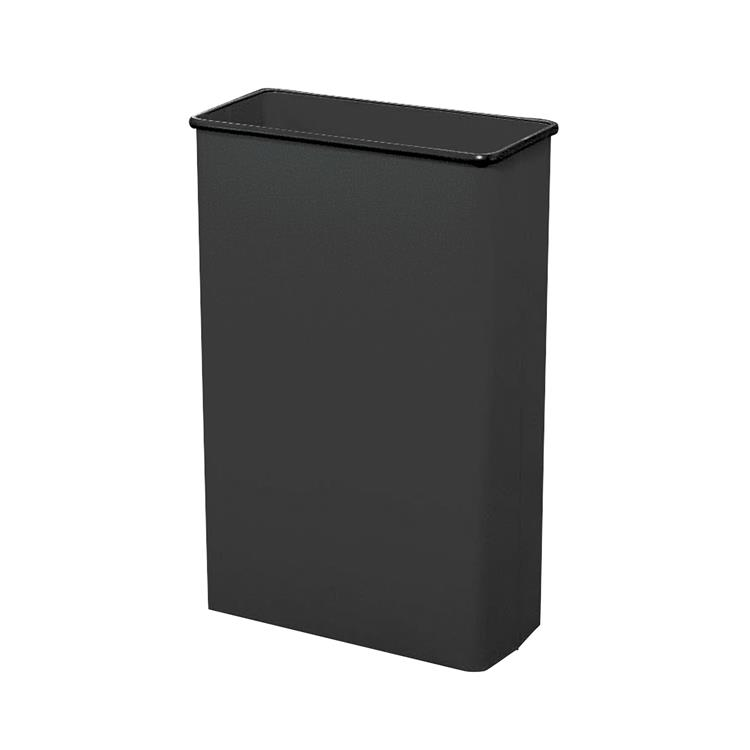 Rectangular Trash Can, 88 Quarts, (Qty. 3)