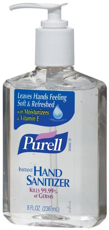 965212Cmr Purell 8 Oz