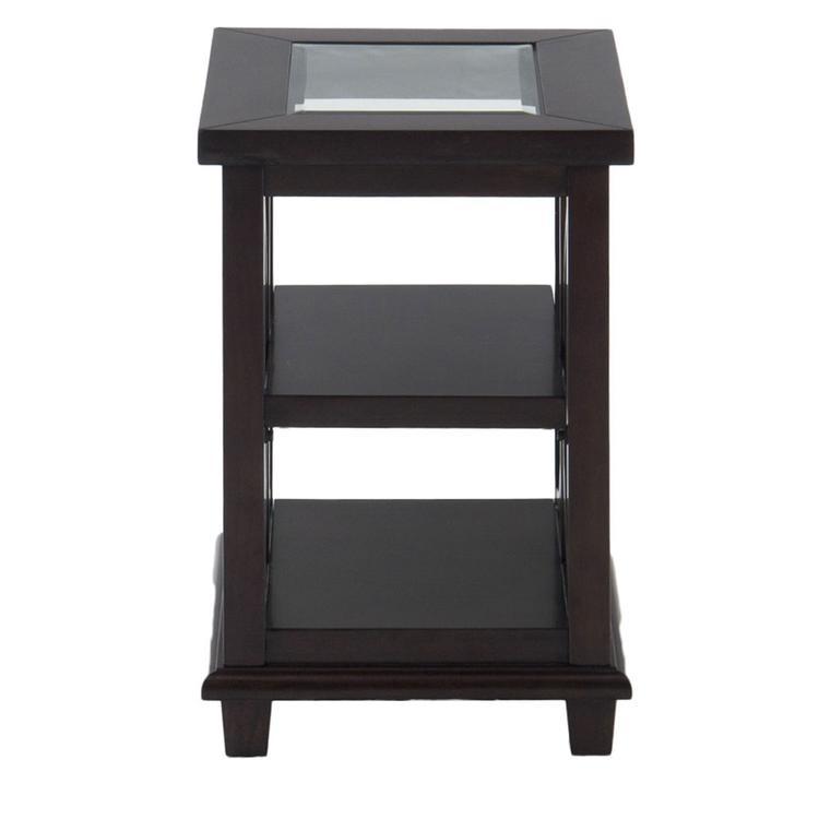 Panama Brown Chairside Table