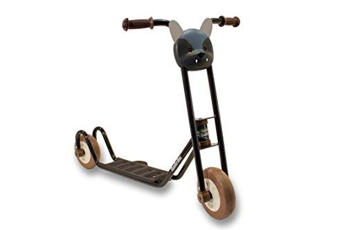 Black Wolf Scooter