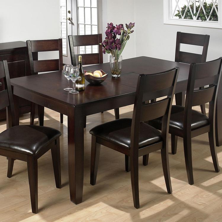 Dark Rustic Prairie Table