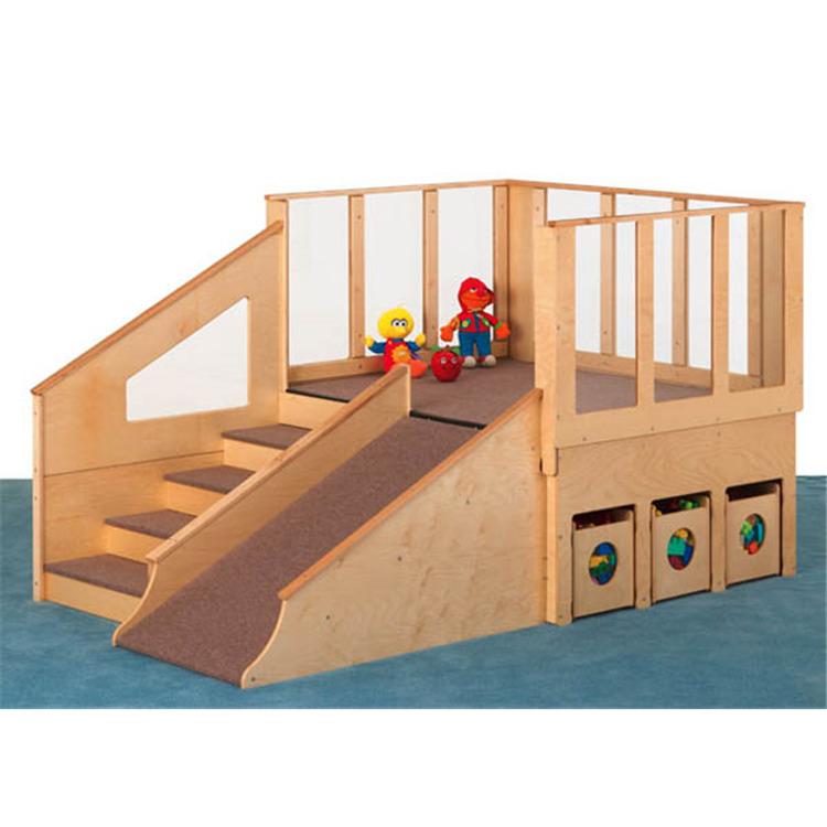 Jonti-Craft Tiny Tots Loft - 12-24 Months
