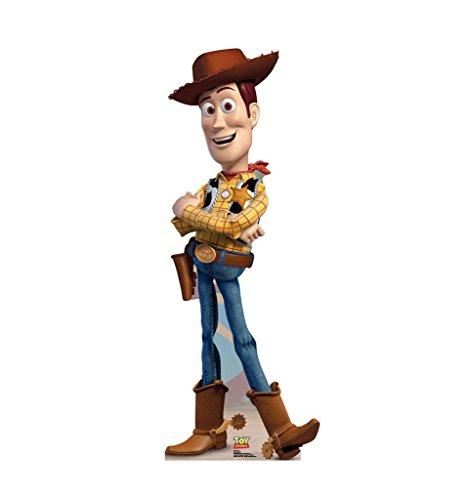 Advanced Graphics Woody (A Toy Story)