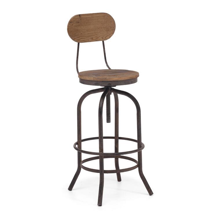 Twin Peaks Bar Chair