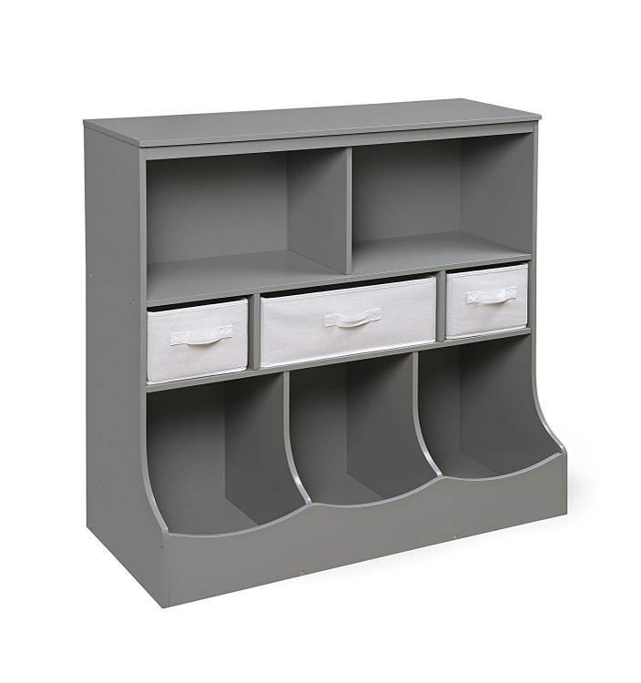 Badger Basket Combo Bin Storage Unit with 3 Basket
