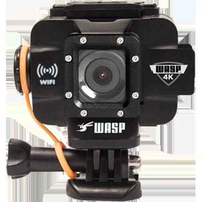 Action Camera, Wasp 9907 4K WiFi