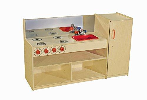 Wood Designs 3-N-1 Kitchenette