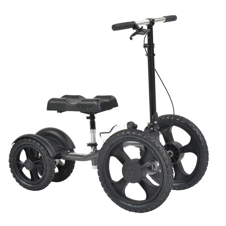 Drive Medical All-Terrain Knee Walker Knee Scooter - Crutch Alternative
