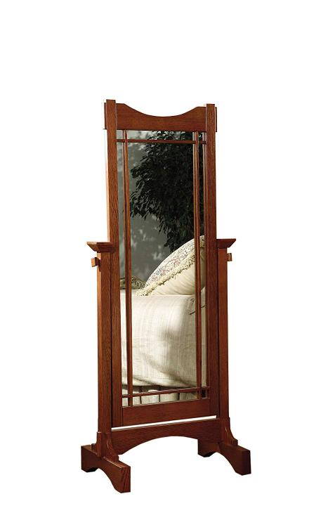 Powell Cheval Mirror
