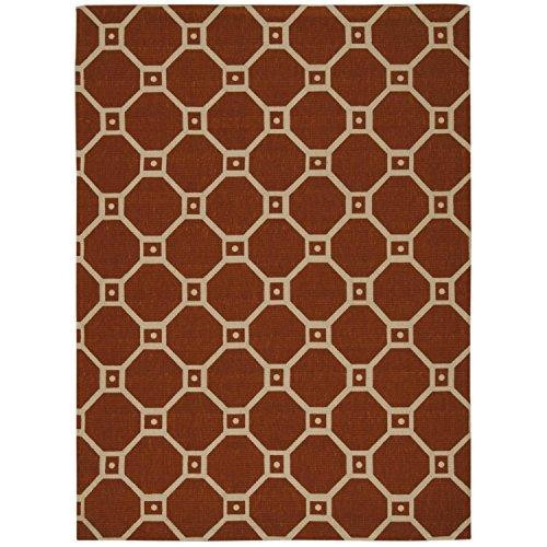 Waverly Color Motion Ferris Wheel Nectar Area Rug By Nourison