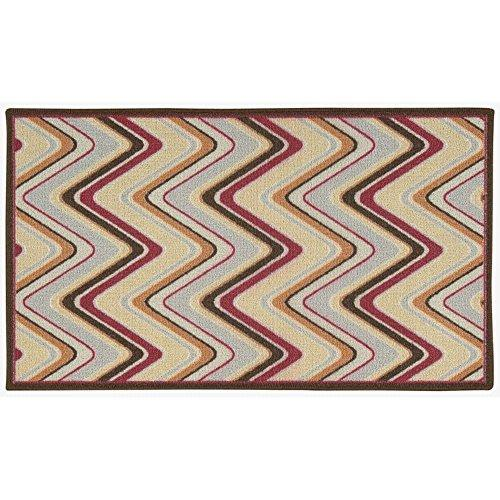 Waverly Fancy Free And Easy Sand Art Multicolor Area Rug By Nourison