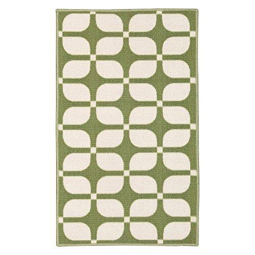 Waverly Fancy Free And Easy Unparralleled Celery Area Rug By Nourison