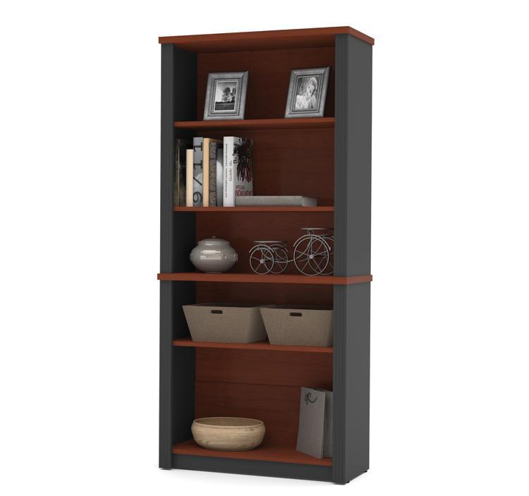 Bestar Prestige + Modular Bookcase