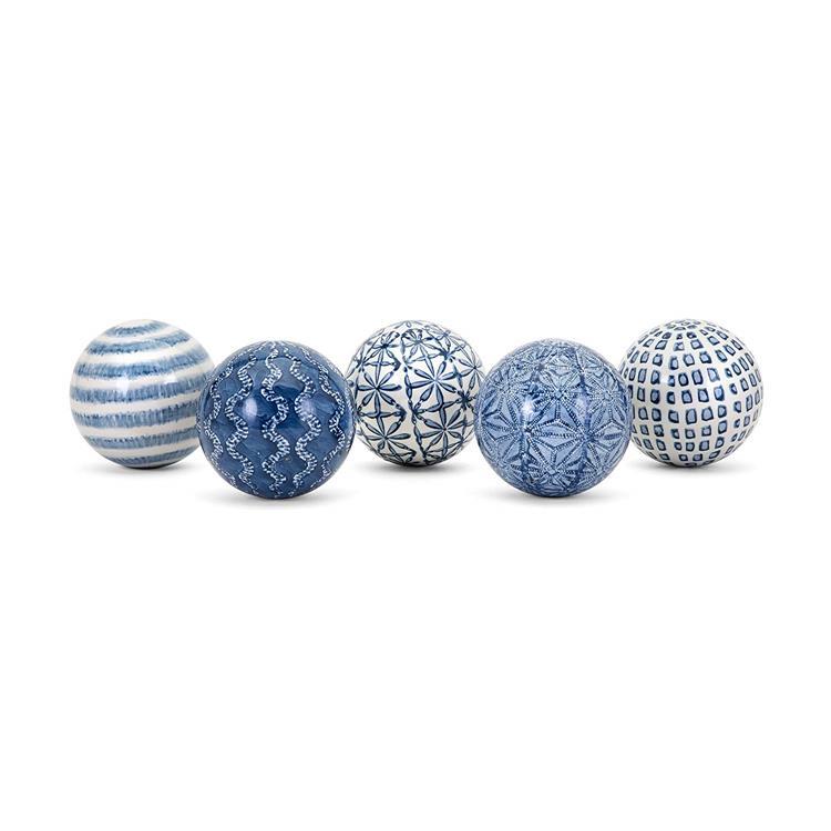 Barrett Spheres - Assorted 5