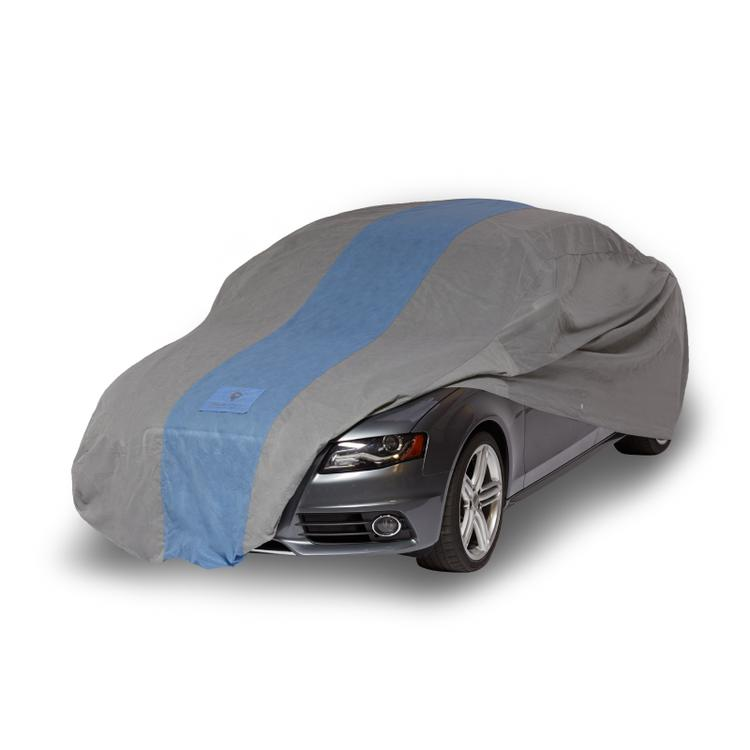 Duck Covers Defender Car Cover, Fits Sedans up to 16 ft. 8 in. L