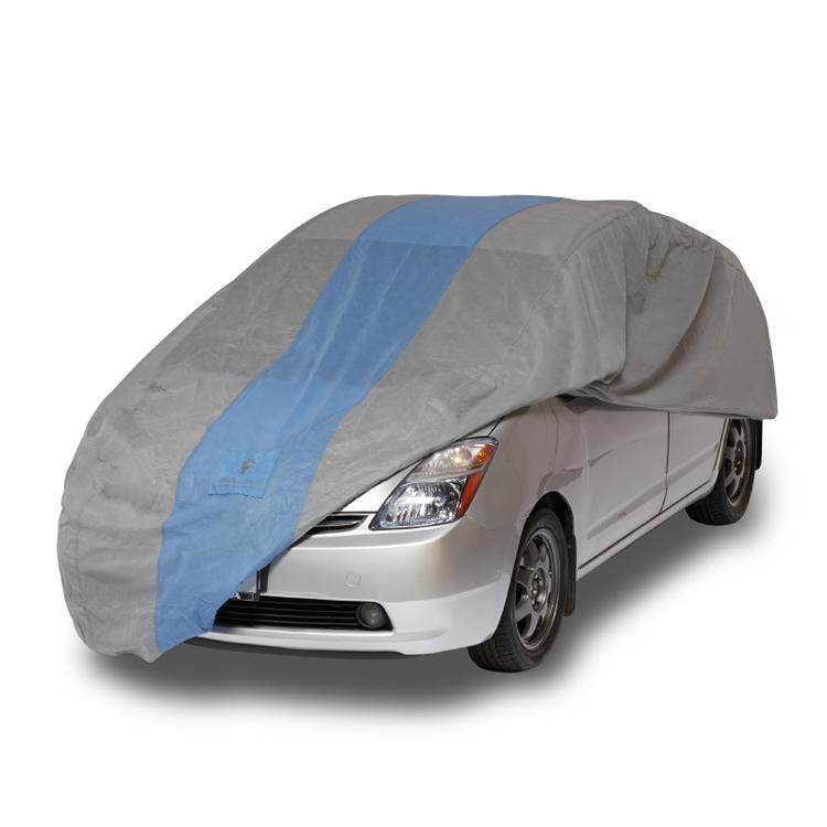 Duck Covers Defender Hatchback Cover, Fits Hatchbacks up to 13 ft. 5 in. L