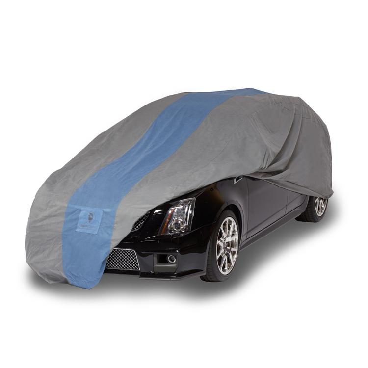 Duck Covers Defender Station Wagon Cover, Fits Wagons up to 15 ft. 4 in. L