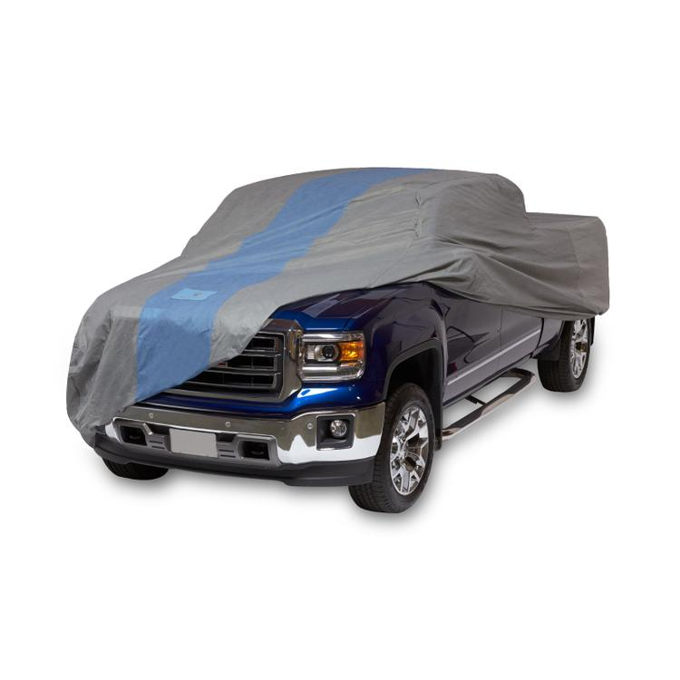 Duck Covers Defender Pickup Truck Cover, Fits Standard Bed LWB Trucks up to 20 ft. 1 in. L