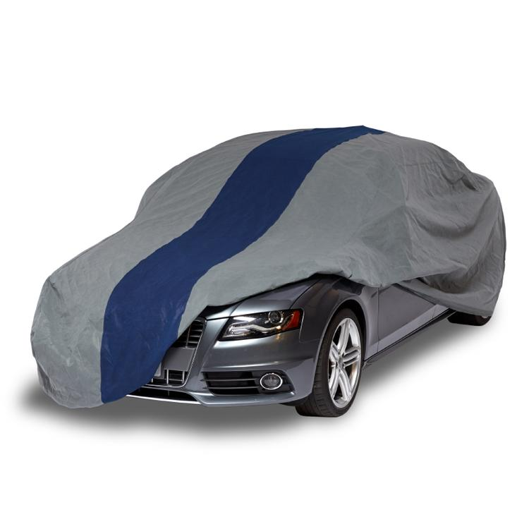 Duck Covers Double Defender Car Cover, Fits Sedans up to 19 ft. L