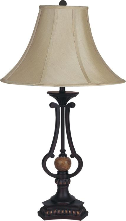 Saul Traditional 29-Inch Table Lamp