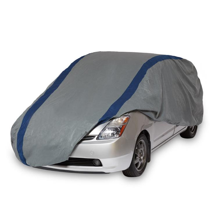 Duck Covers Weather Defender Hatchback Cover, Fits Hatchbacks up to 13 ft. 5 in. L