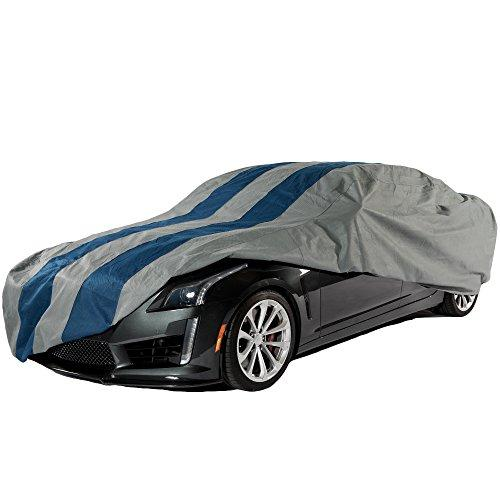 Duck Covers Rally X Defender Car Cover, Fits Sedans up to 16 ft. 8 in. L