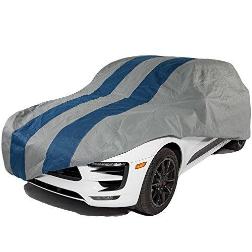 Duck Covers Rally X Defender Jeep Wrangler/SUV Cover, Fits Vehicles up to 13 ft. 6 in. L