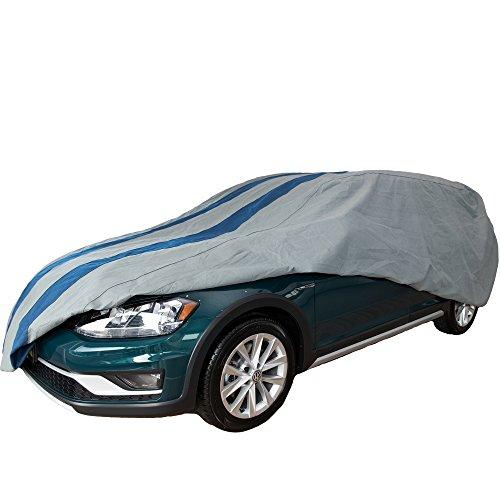 Duck Covers Rally X Defender Station Wagon Cover, Fits Wagons up to 16 ft. 8 in. L
