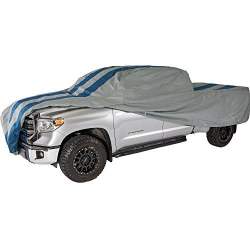 Duck Covers Rally X Defender Pickup Truck Cover, Fits Crew Cab Dually Long Bed Trucks up to 22 ft. L