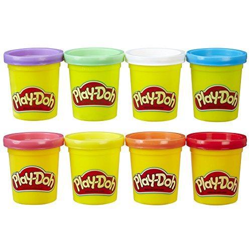 Play-Doh A7923 Playdough 8Pk Colors