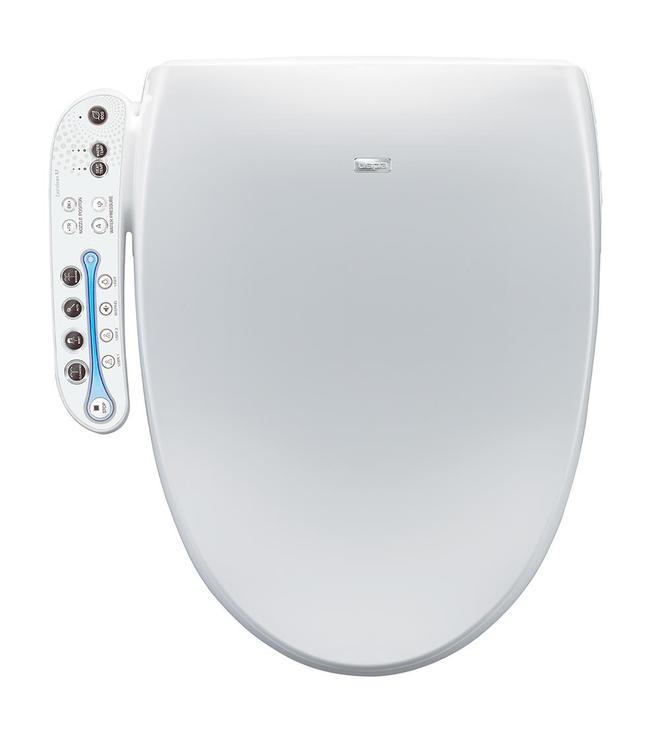 Aura Bidet Toilet Seat, Elongated