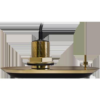 Xdcr, 3D Bronze Thru-Hull, No Tilt